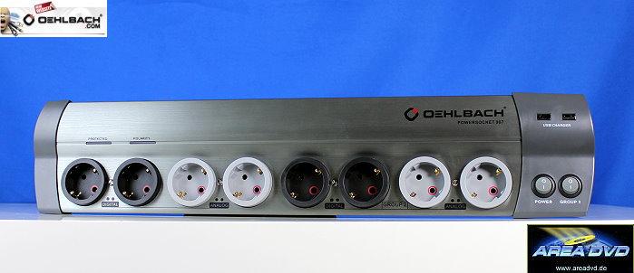 Steckdosenleiste für TV mit 4k Auflösung