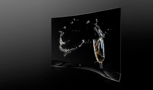 8k Luxus OLED Curved Tv