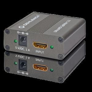 UHD HDMI Splitter für 4k Auflösung